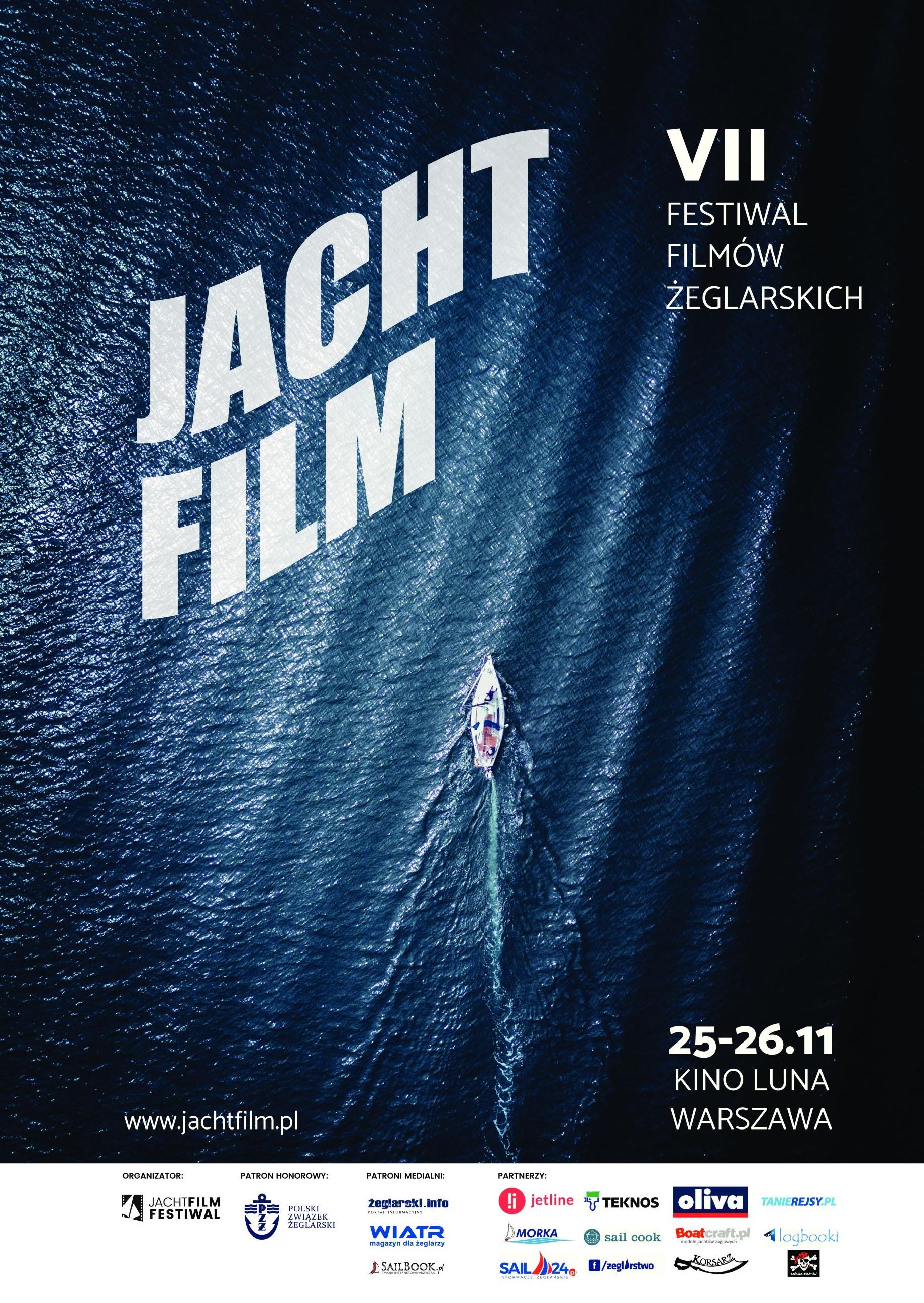 Festiwal Filmow Żeglarskich 2017 plakat