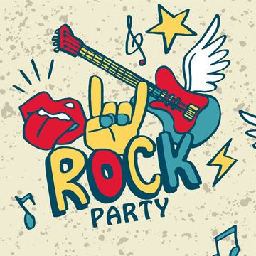 ROCK PARTY: ALL STARS ON DECK