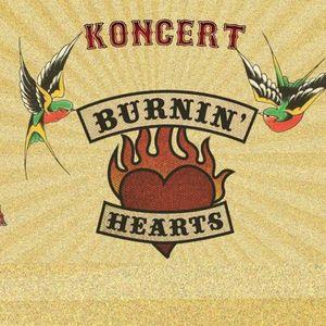 KONCERT BURNIN HEARTS